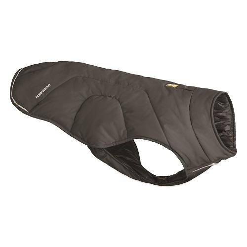Ruffwear zimní bunda pro psy, Quinzee jacket, šedá, velikost L