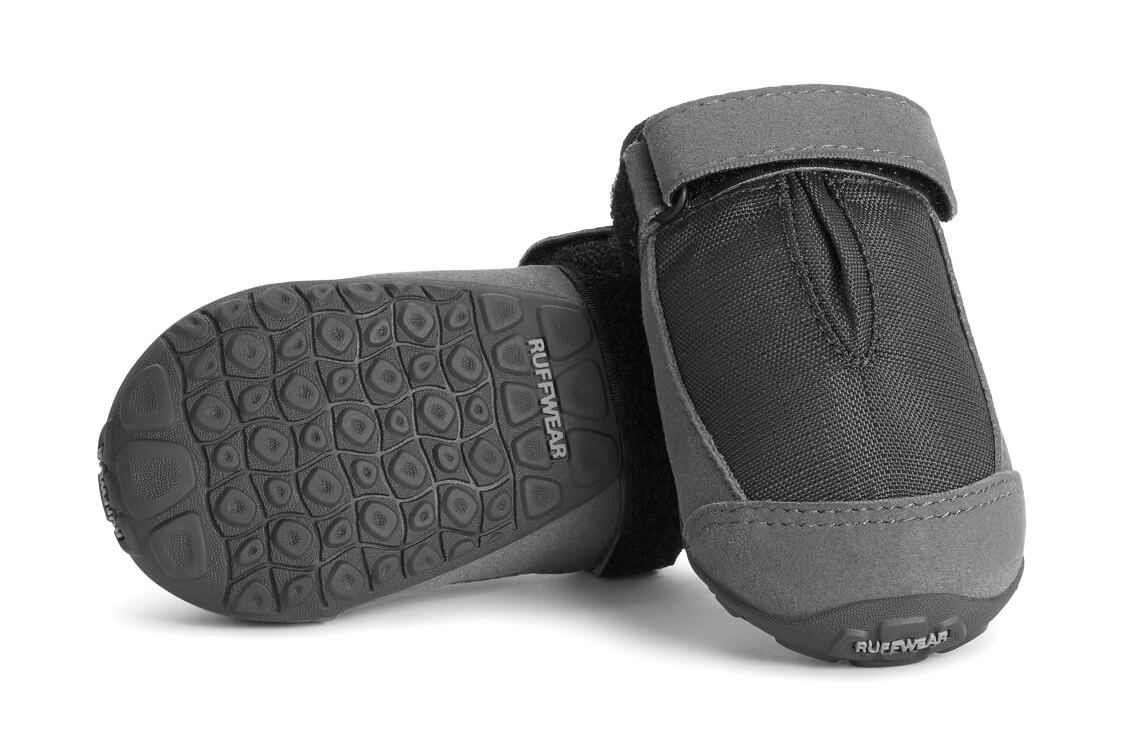 Ruffwear obuv pro psy, Summit Trex, šedá, velikost XXXS