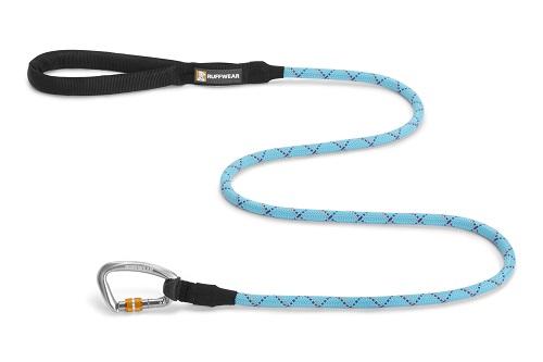 Ruffwear vodítko pro psy, Knot-a-Leash, modré, velikost S