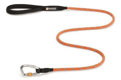 Ruffwear vodítko pro psy, Knot-a-Leash, oranžové, velikost S