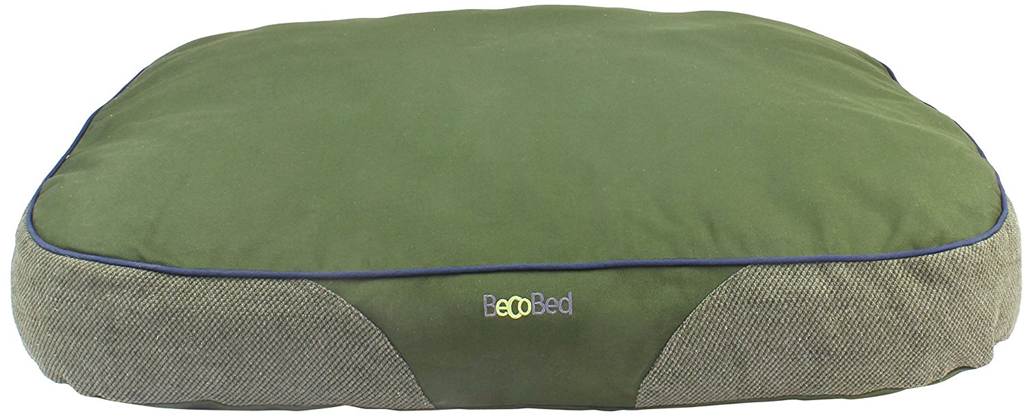 Beco Bed Mattress M 55x75cm - zelená