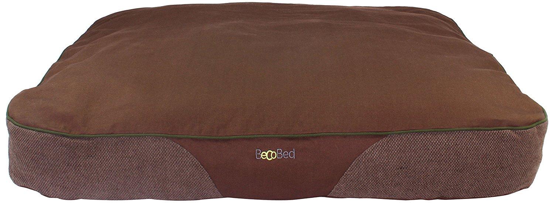 Beco Bed Mattress M 55x75cm - hňedá
