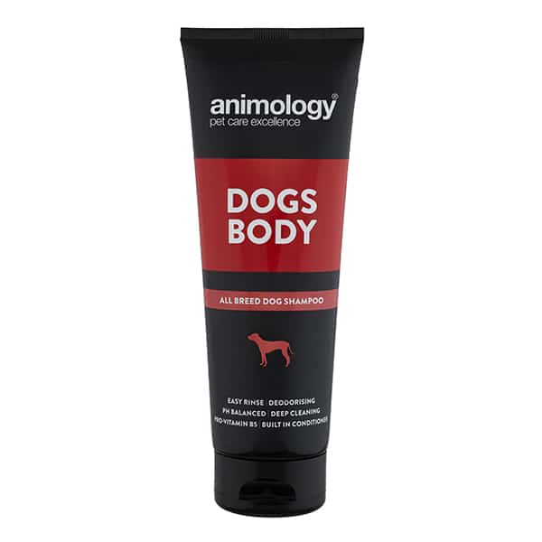 Šampon pro psy Animology Dogs Body, 250ml