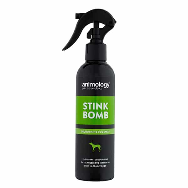 Sprejový deodorant Animology Stink Bomb, 250ml