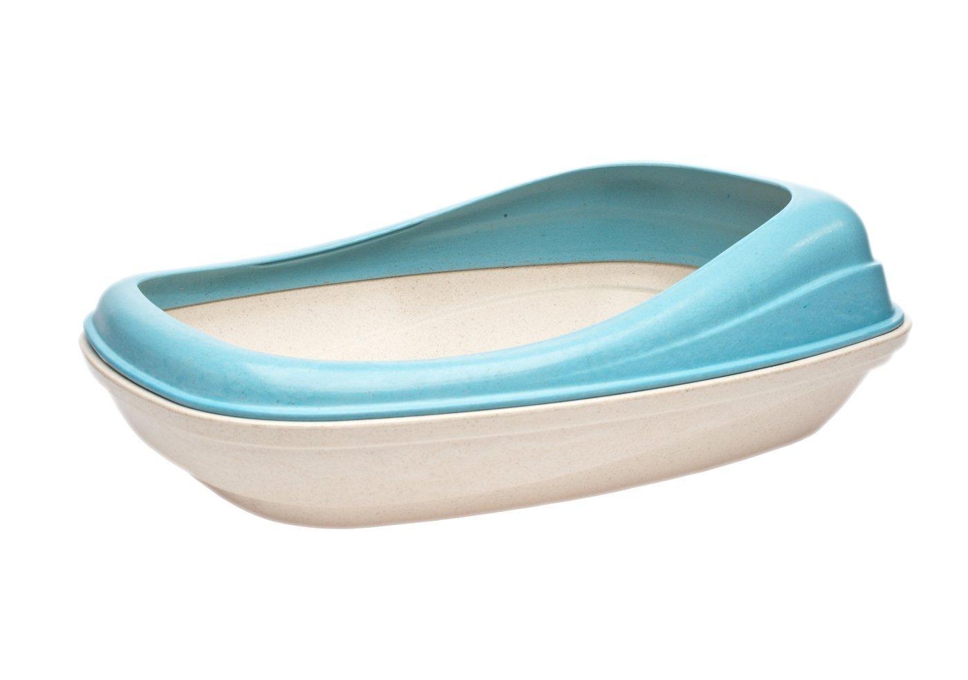Toaleta pro kočky Beco Tray, modrá
