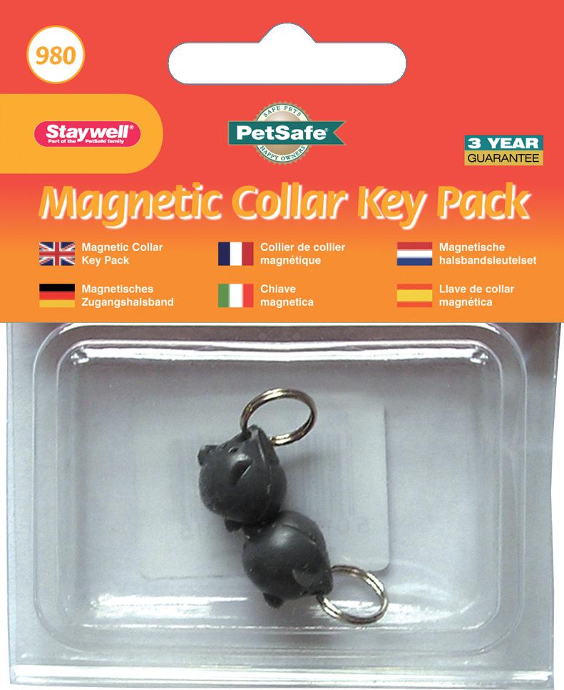 Magnetický klíč 980M, 2 magnety bez obojků