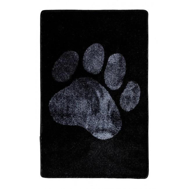 PET REBELLION Ochranný potah do kufru, černý, 67x100cm