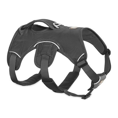 Ruffwear postroj pro psy, Web Master, šedý, velikost S