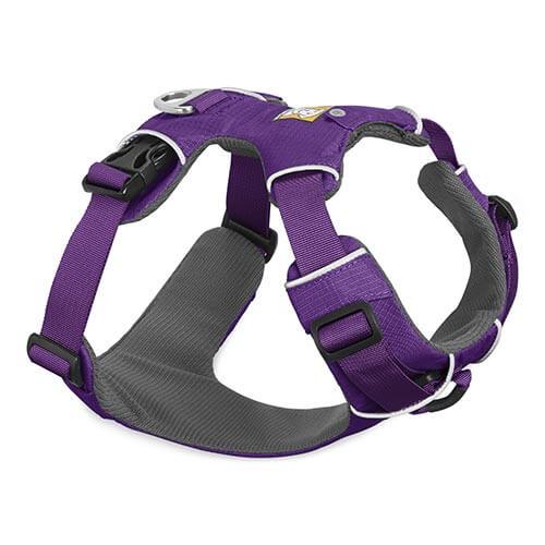 Ruffwear postroj pro psy, Front Range, fialový, velikost XXS