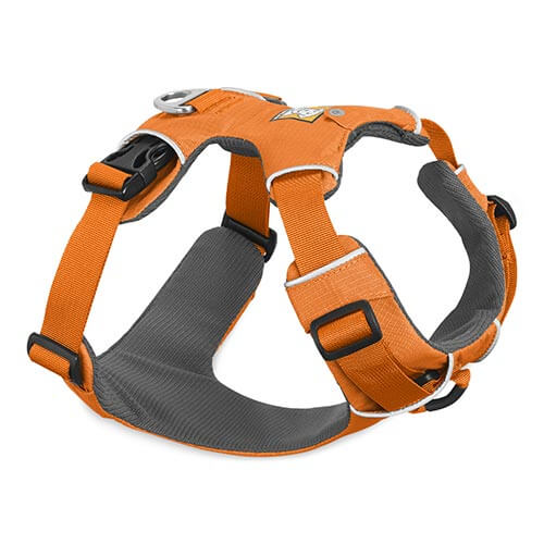 Ruffwear postroj pro psy, Front Range, oranžový, velikost XXS