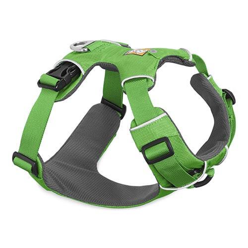 Ruffwear postroj pro psy, Front Range, zelený, velikost L/XL
