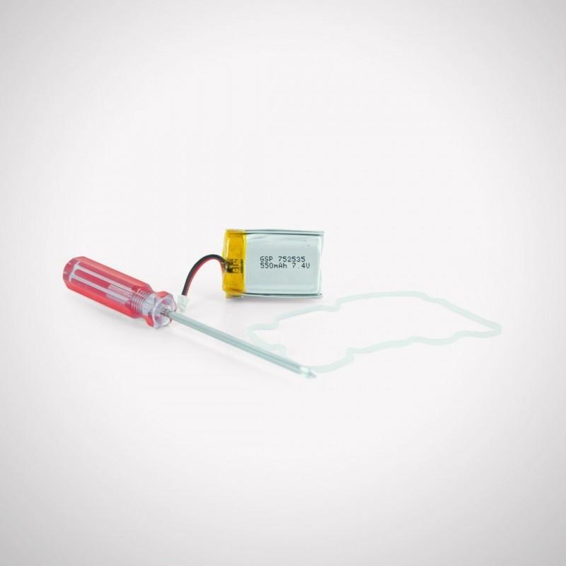 náhradní baterie SportDog, do vysílačky pro SD-1825E