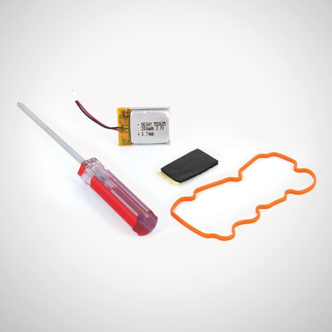 Náhradná baterka SportDog, el. obojok SD-425E, vysielačka