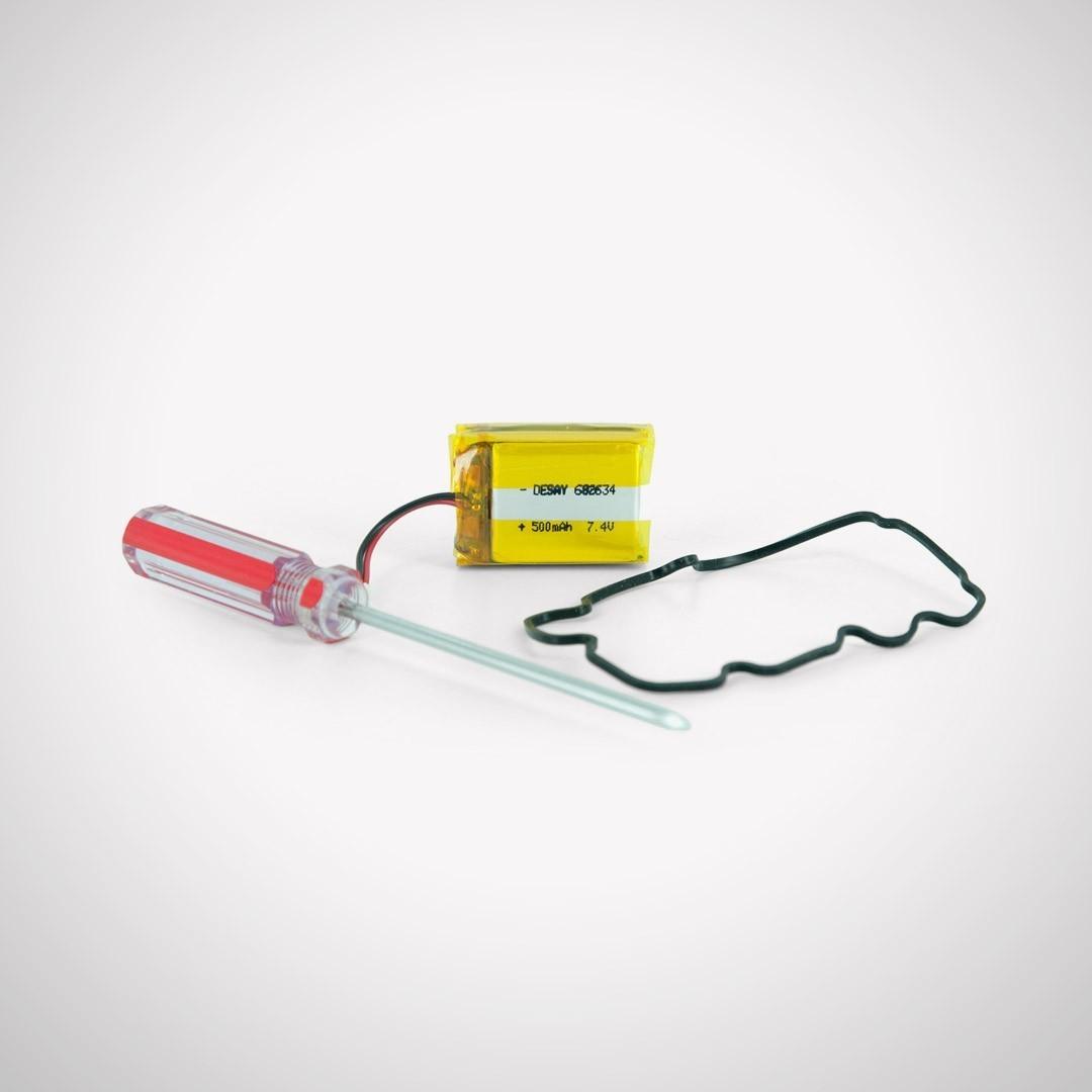 náhradní baterie SportDog, vysílačka