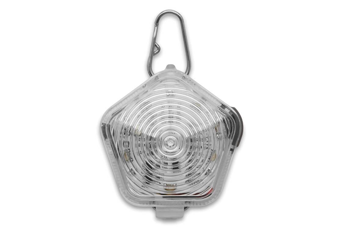 Ruffwear bezpečnostní světlo pro psa, The Beacon