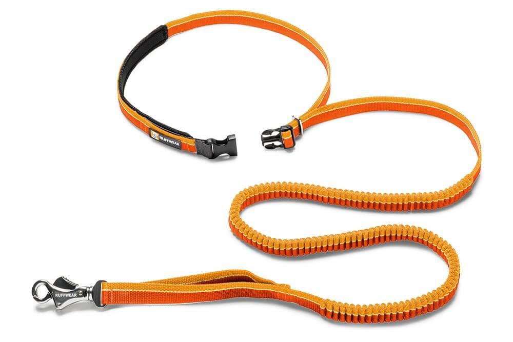 Ruffwear vodítko pro psy, Roame Leash, oranžové, velikosti M