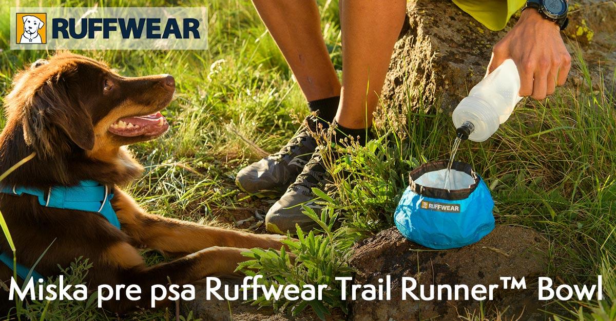 Miska pre psa Ruffwear Trail Runner™ Bowlt